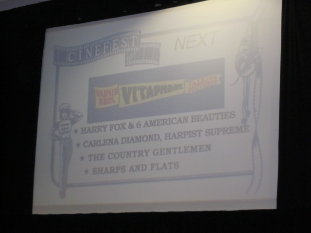 Upcoming titles at Cinefest