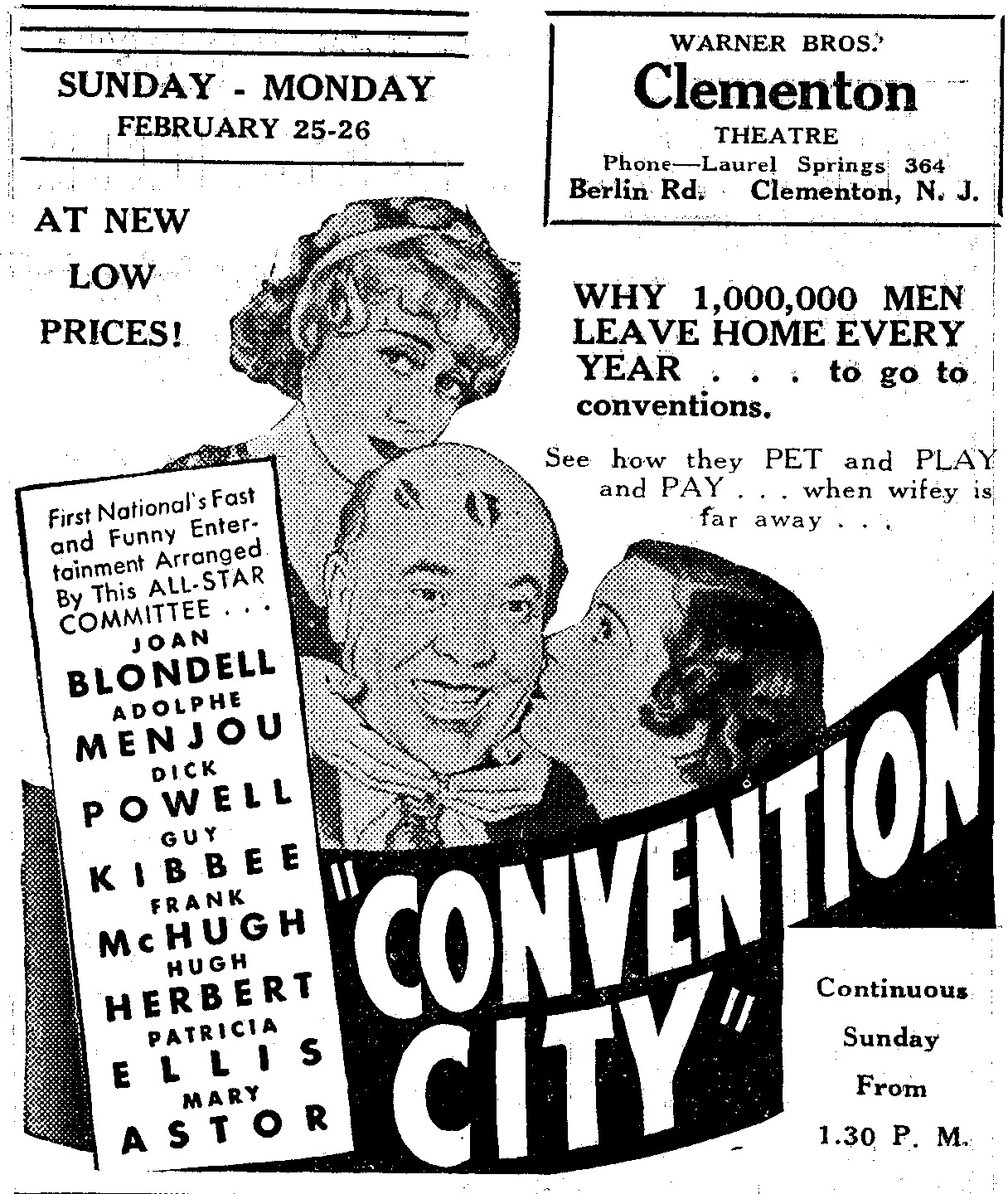 Convention City Ad