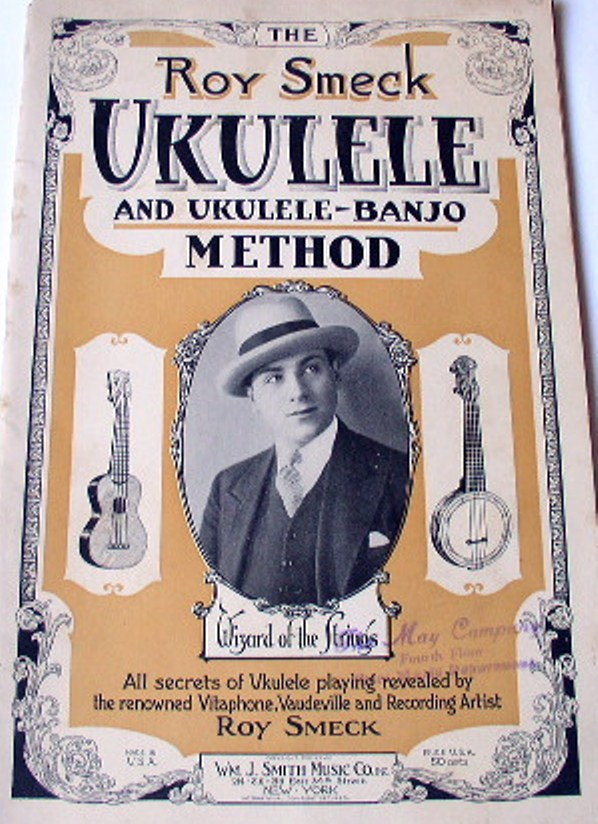 Sheet Music for Roy Smeck